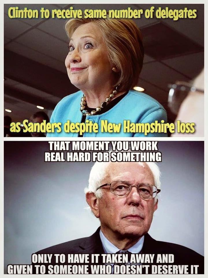 Bernie hilary