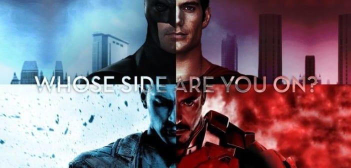 Super Heroes Collide in Post-Traumatic America