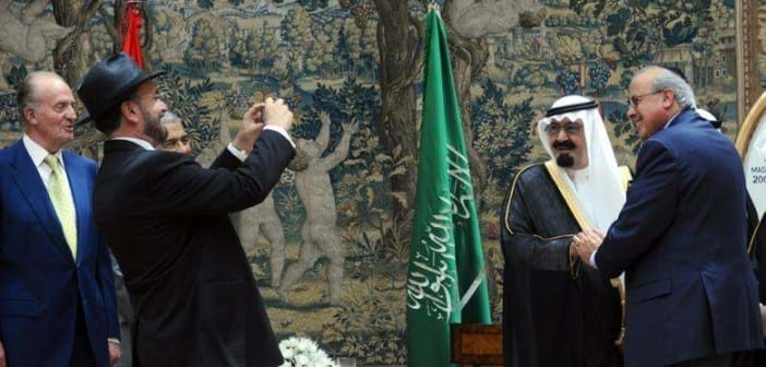Saudis warm up to Israelis