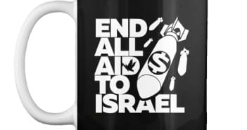 End All Aid To Israel gear