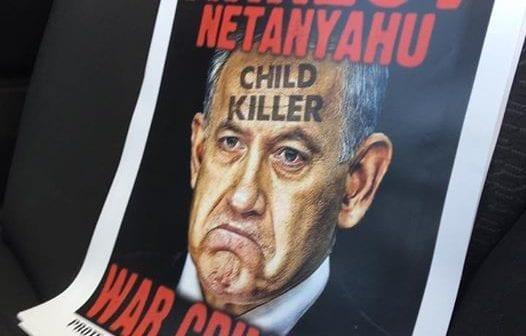 Australians Reject Netanyahu and Israeli racism