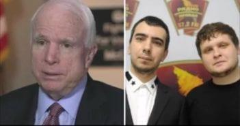 Russian hackers prank phone call to senator McCain