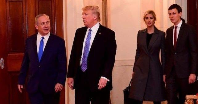 Trump's Zionist Ball & Chain