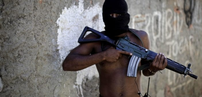 Brazil continues 6th day of Urban Gang Warfare