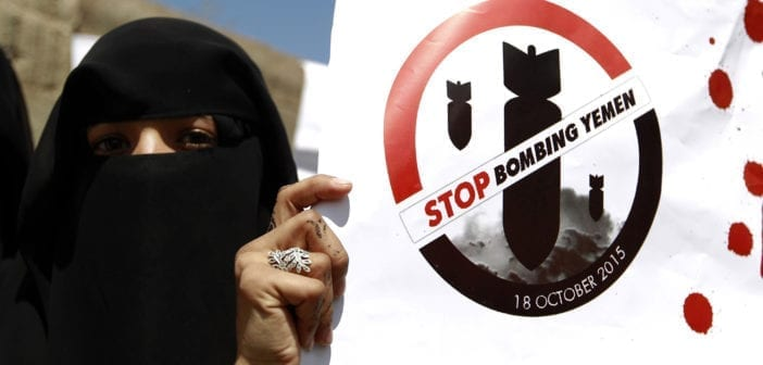 Why Saudi War crimes are ignored