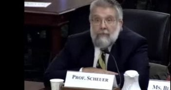 I'd Dump the Israelis Tomorrow –Ex-CIA Michael Scheuer Tells Congress