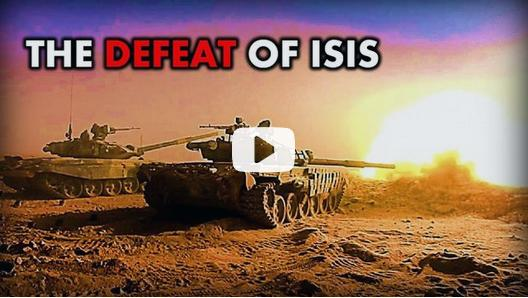 The Defeat of ISIS November 21, 2017 Syrian War Update Video Map