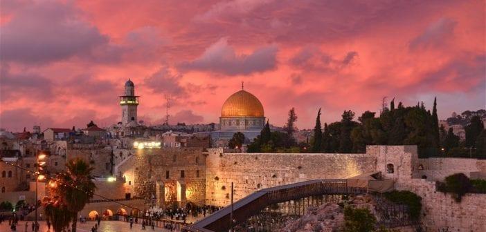 Jerusalem, hotair politics from Trump