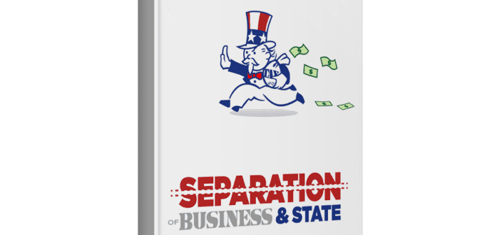 Separation of Business and State Audio Book