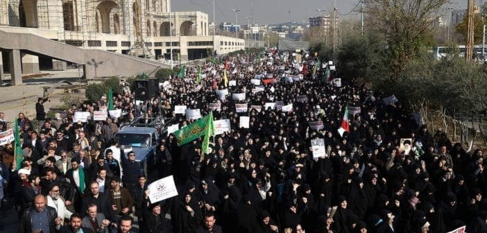 Syria Update, Iran Protest Some