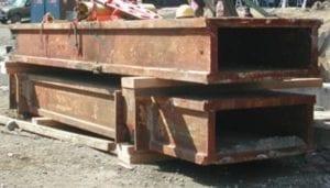 WTC beam debris - ANC Report