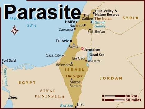 The Parasite China getting US tech from Israel - ANC Report